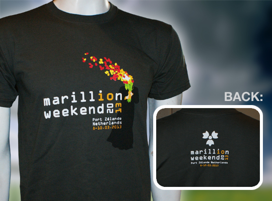 Mens Holland Weekend 2013 TShirt