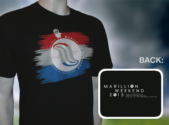 Mens Holland Weekend 2015 TShirt