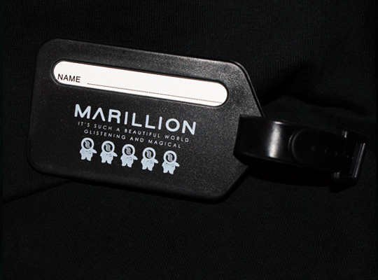 MARILLION LUGGAGE TAG