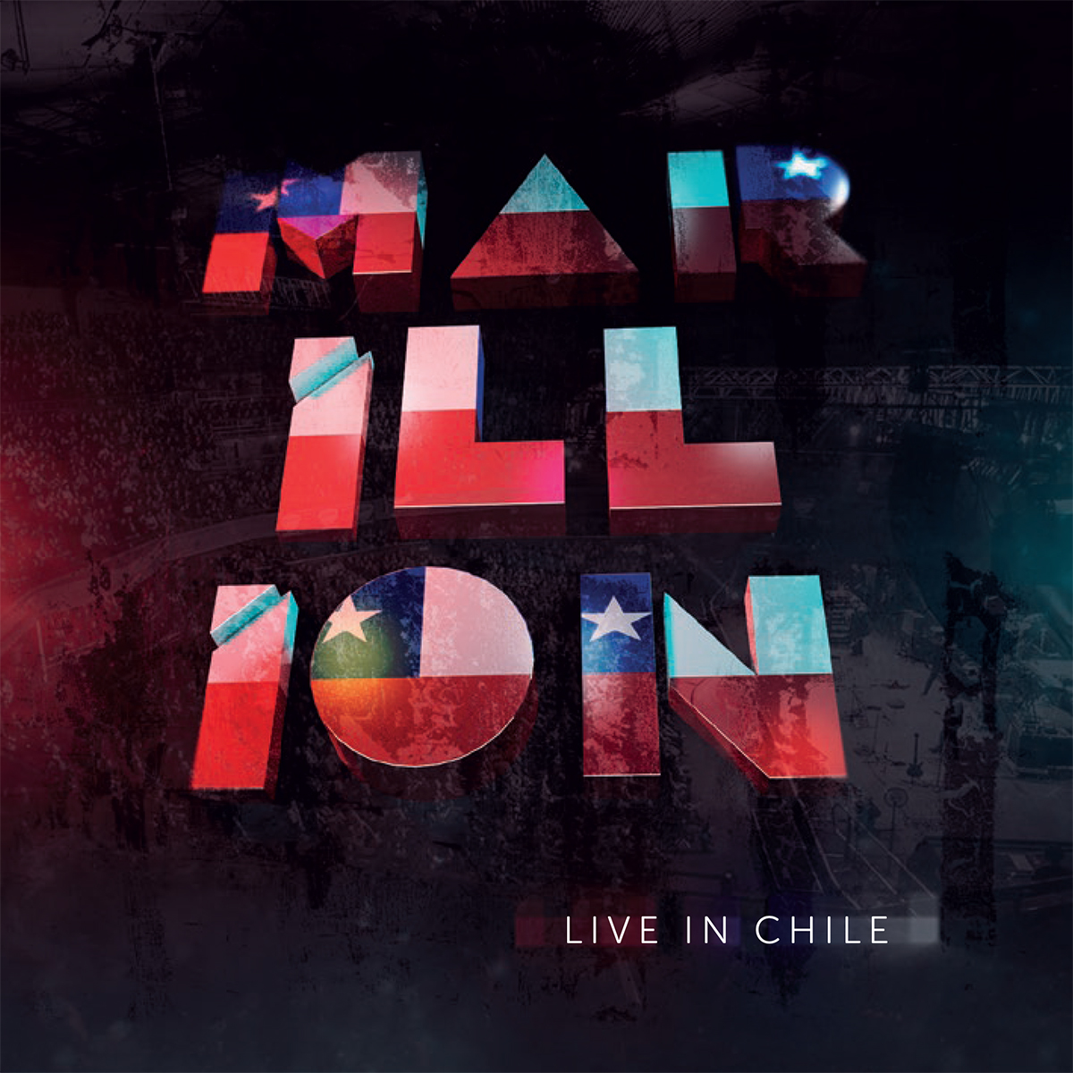 LIVE IN CHILE 2CD LIVE ALBUM