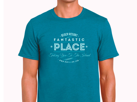 Fantastic Place Mens TShirt