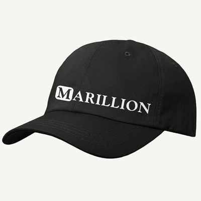 MARILLION BASEBALL CAP EMBROIDERED LOGO