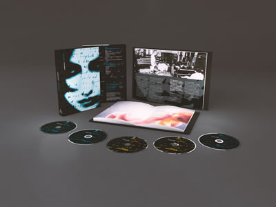 BRAVE DELUXE CD/BLURAY BOX SET