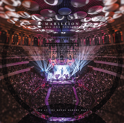 ALL ONE TONIGHT - LIVE AT THE ROYAL ALBERT HALL VINYL EDITION