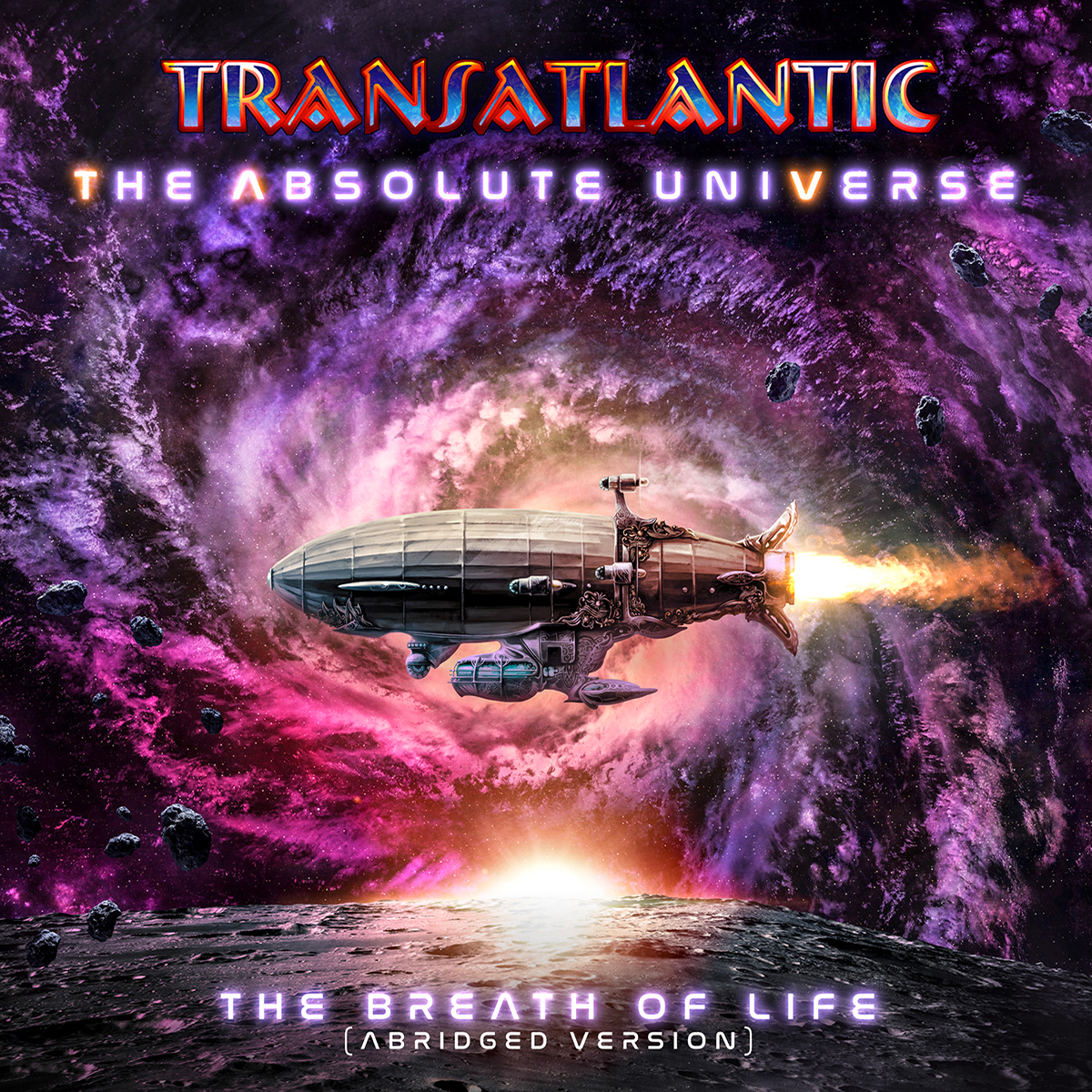 Transatlantic - The Absolute Universe The Breath Of Life (Abridged Version) - Vinyl