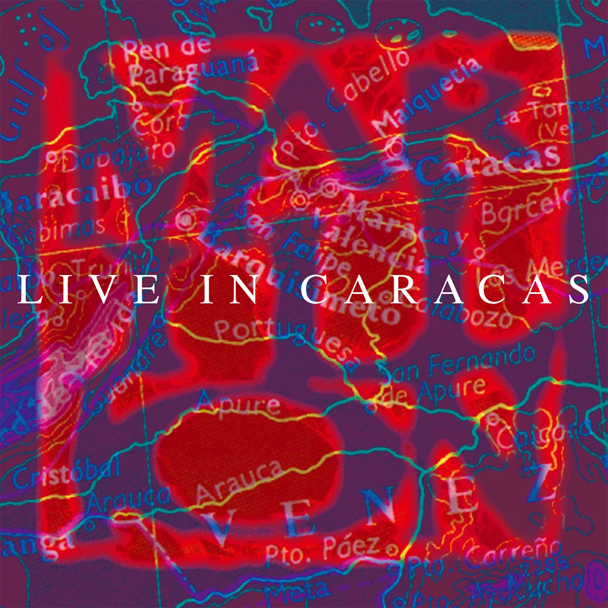 LIVE IN CARACAS 256 KBPS ALBUM DOWNLOAD