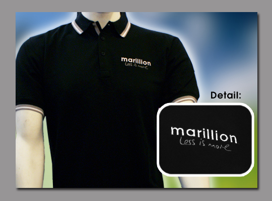 Less is More Polo Shirt (Medium)