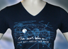 Sky Womens T-Shirt (Small)